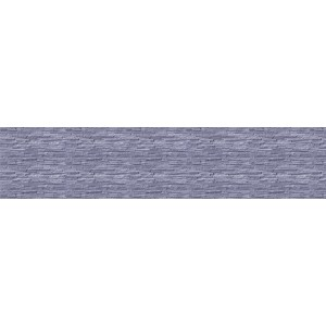 Панель AL04 Синий сланец 2800*610*4мм