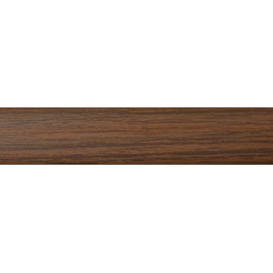10302 Кант врезной ВК4211 орех темный (200)