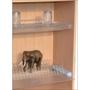 1477 Комплект посудосушителя в шкаф шириной 600мм без алюминиевой рамки