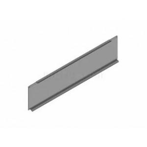3372 Надставки на боковины стальные 130*500мм серый