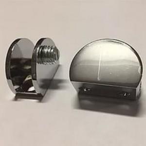 3895 Полкодержатель GC611-1 хром (3-8мм)