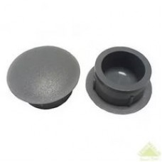 192 Заглушка для отверстий 8 мм серая