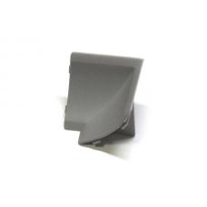 3741 Угол серый внутренний для плинтуса 961