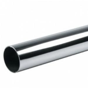 1301 Труба д50мм*3м*0,8мм сталь хром
