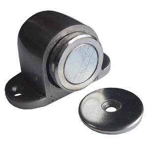 4457 Ограничитель 8055 хром (с магнитом)