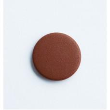 1316 Заглушка пластиковаядля отверстий д35мм коричневая (для чашки)