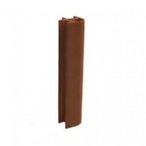 3581 Угловое соединение 90гр,орех темный 150мм