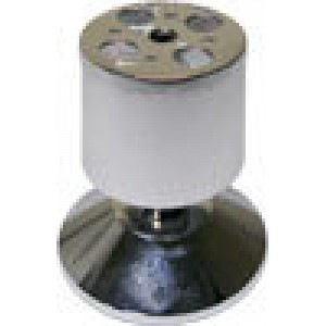 1525 Опора d-50мм h-79-86мм алюмин.