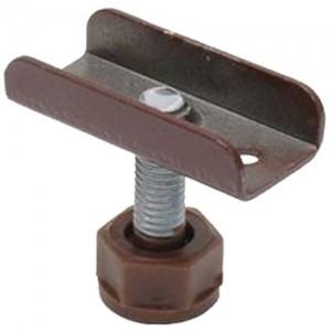 941 М-8 скоба металлич. коричневая