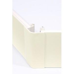 3503 Угол цоколя 3.2м 135гр. декор ваниль