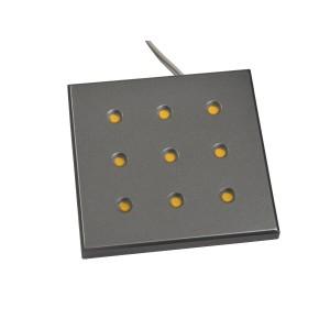 2006 Светильник светодиодный 9LED VINCENTE Фл
