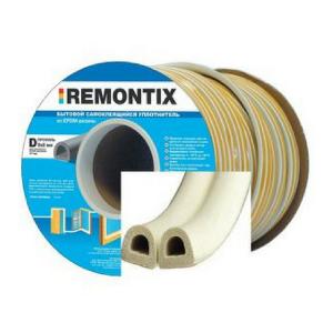 0603 Уплотнитель Remontix D100 белый 1 коробка 600м