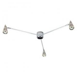 661 Светильник тройной для барной стойки ALBA PTJ 016-16 600х60мм