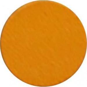 210 Заглушка самоклеющая Д14мм №74 оранжевая РС2535 PORTAKAL