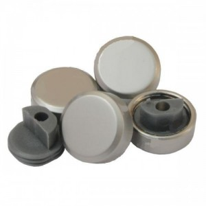 1325 Зеркалодержатель металл D25мм матовый хром
