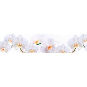 Панель ASP15 Орхидеи на белом 2800*610*6мм