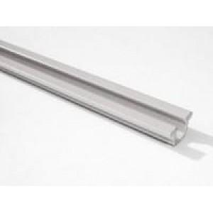 316 Направляющая однополозная SKM-15 AL15-3м алюминий,3м