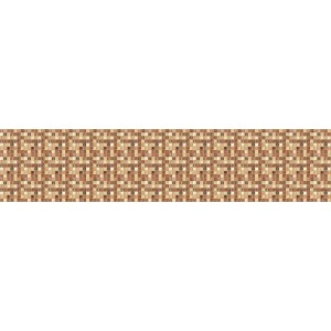 Панель AL19 Золотая мозайка 2800*610*4мм