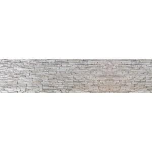 Панель AL07 Скальник белый 2800*610*4мм
