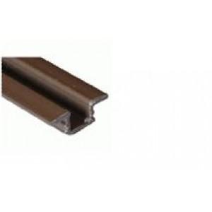 1037 Направляющая Akces 2,5м коричневая врезная