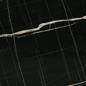 38295ГЛ Столешница глянцевая Черный тунис 38х2100х600мм
