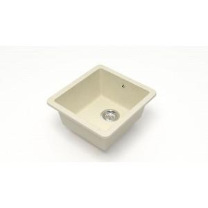 13245 Мойка матовая Модель 27/Q2 (бежевый)  Карельский камень
