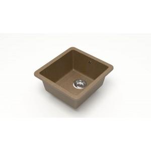 13249 Мойка матовая Модель 27/Q9 (терракот) Карельский камень