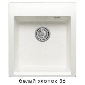 8861 Мойка ARGO-460 №36 (Белый хлопок)