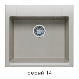 8371 Мойка ARGO-560 №14 (Серый)