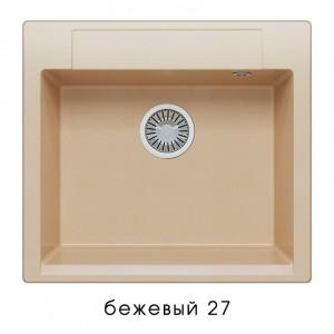 8794 Мойка ARGO-560 №27 (Бежевая)