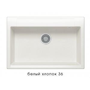 8407 Мойка ARGO-760 №36 (Белый хлопок )