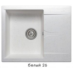 8544 Мойка GALS-620 №26 (Белый)