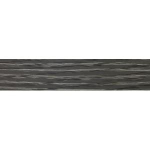 6814 Кромка ПВХ черный ясень BR455 1,8х35мм