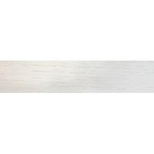 6870 Кромка ПВХ ясень анкор белый PV613 0,4х19мм