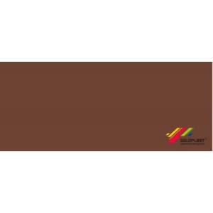 6072 Кромка ПВХ, 1x22мм, без клея, Шоколадный 6090-HG, Galoplast