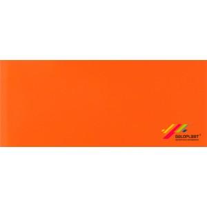 6917 Кромка ПВХ, 1x22мм, без клея, Оранж 6065-HG, Galoplast