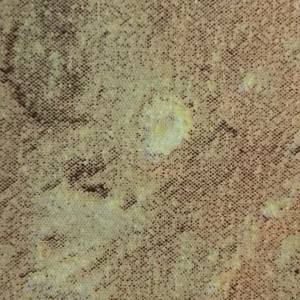 7623 Плинтус для столешниц AP850 1285 Мрамор золотой (фурнитура 1229) 37*24*3000мм