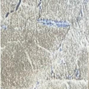 2974 Плинтус для столешниц АР850 1360 Мрамор Марквина синий (фурнитура 1224) 37*24*3000мм